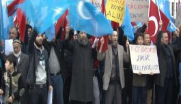 Doğu Türkistanlılar gönüllü askerlik için seslendi:...