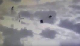 Afrin'deki YPG'liler böyle vuruldu