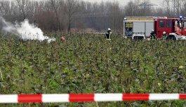 Almanya'da uçak kazası: 4 ölü