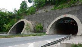 Sürücüler, Trabzon'da bu tünellere dikkat!
