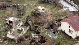 Tarihi hamam çürümeye terk edildi - Erzurum haberleri