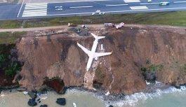 Trabzon'da kaza yapan uçaktakiler için bunu...