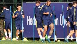Trabzonspor'un rakibi hazırlıklarını sürdürdü