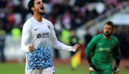 Trabzonspor'un savaşçısı Okay