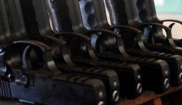 Trabzon 17 ülkeye tabanca ihraç ediyor