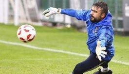 Trabzonspor'da Onur'a terapi
