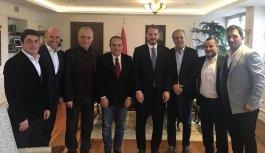 Trabzonsporlu eski futbolculardan Ankara çıkarması
