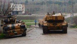 Afrin Zeytin Dalı harekatında 6. gün İşte son...