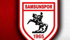 Samsunspor'a 2 milyon 612 bin TL toplandı
