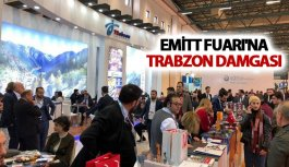EMİTT Fuarı'na Trabzon damgası