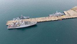 Karadeniz'de hareketlilik: Savaş gemileri geldi