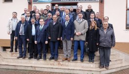 Trabzon Beşikdüzü'nde Sanayi zirvesi