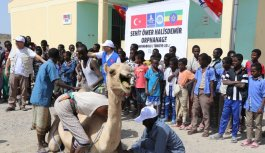 Halisdemir'in adı Afrika'da da yaşatılacak