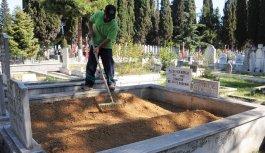 Trabzon'da mezarlıklar doluyor!