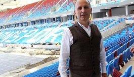 Trabzonspor Başkanı Muharrem Usta'dan taraftara...
