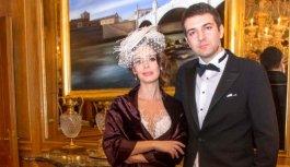 Pelin Batu Roma'da evlendi
