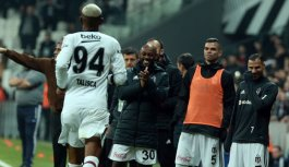 Beşiktaş kupada güldü