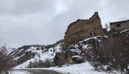 Kale ve kule şehri Gümüşhane