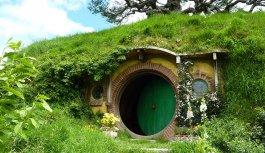 Maçka'ya Hobbit evleri! Orta dünya Trabzon'a...