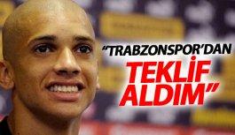 Doria: Trabzonspor'dan teklif aldım