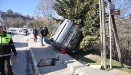 Karabük'te trafik kazaları: 5 yaralı