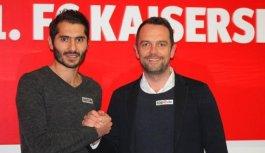 Trabzonspor'un eski golcüsü 35 yaşında transfer...