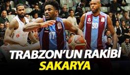 Trabzonspor'un rakibi Sakarya