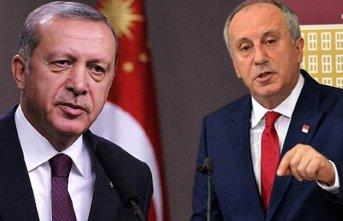 Erdoğan'dan İnce'ye tazminat davası