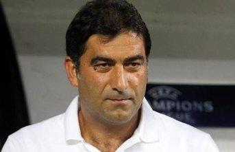 Trabzonspor'un yeni Teknik Direktörü Ünal Karaman...