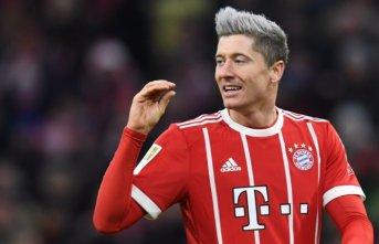 Lewandowski için ayrılık vakti