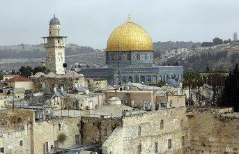 Dışişleri'nden ABD'ye Kudüs tepkisi