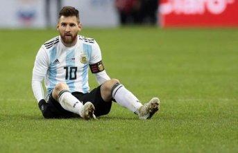Filistinlilerden Messi'ye Kudüs çağrısı!