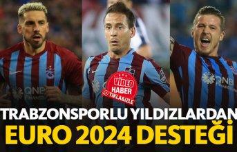 Sosa, Pereira ve Kucka'dan Euro 2024 için Türkiye'ye...
