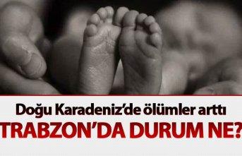 Doğu Karadeniz'de ölümler arttı - Trabzon'da...