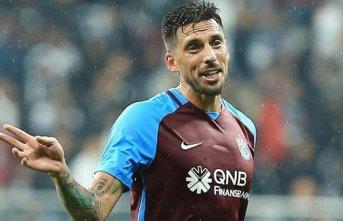 Trabzonspor'da Sosa bekleyişi