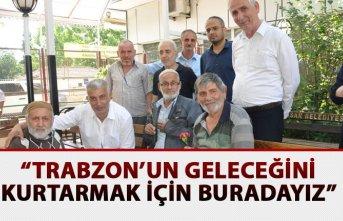 """Vehbi Koç: """"Trabzon'un geleceğini kurtarmak..."""