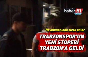 Trabzonspor'un yeni transferi Damien da Silva...
