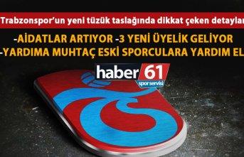 Trabzonspor'un yeni tüzüğünde dikkat çeken...