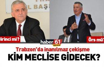 Trabzon'da MHP ile İYİ Parti arasında büyük...