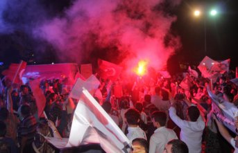 Ordu'da AK Parti'li ve MHP'lilerden seçim...