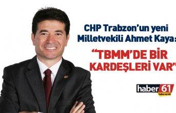 Trabzon'da CHP'den milletvekili seçilen...