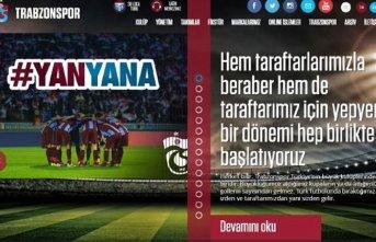 Trabzonspor'dan imza kampanyası
