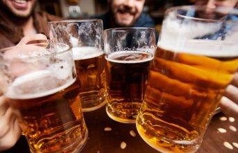 Karbondioksit kıtlığı yüzünden birayı karneyle...
