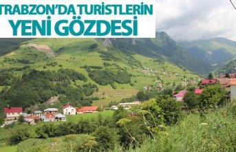 Trabzon'da turistlerin yeni gözdesi