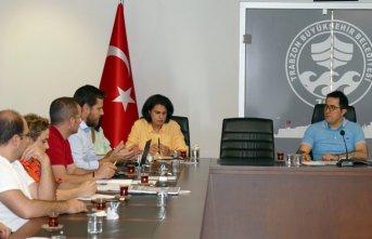 Trabzon'un karbon ayakizi analizi yapıldı