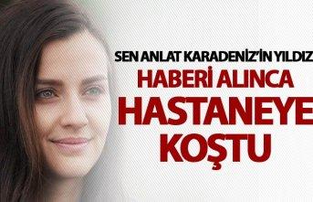 Sen Anlat Karadeniz'in yıldızı İrem Helvacıoğlu...