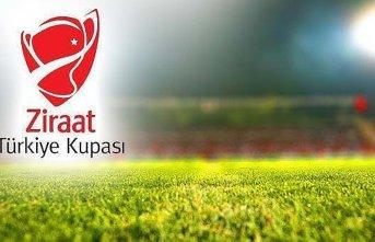 Ziraat Türkiye Kupası heyecanı devam ediyor
