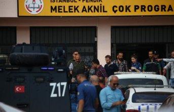 İstanbul'da lisede rehine krizi! Uzman çavuş...