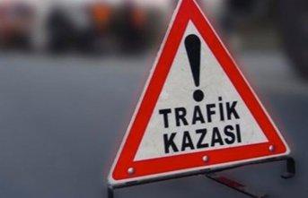 Samsun'da kaza: 1 ölü, 2 yaralı