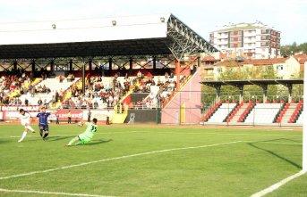 TFF 2. Lig: Kastamonuspor 1966: 3 - Ankara Demirspor:...